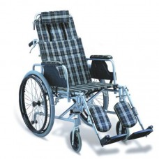 LIGHTWEIGHT RECLINER WHEELCHAIR