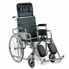 RECLINER WHEELCHAIR 18""