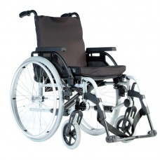 BREEZY BASIX 300 LIGHTWEIGHT WHEELCHAIR 18''