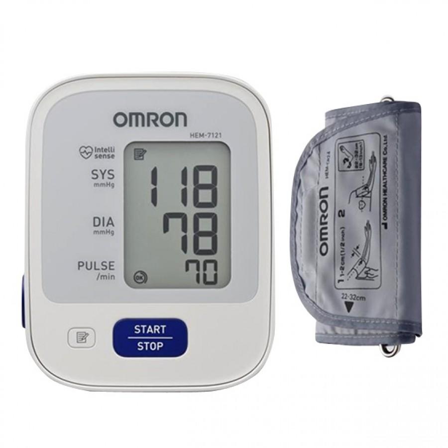 Blood Pressure Monitor Omron Hem7120
