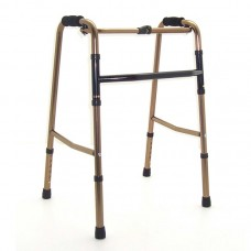ALUM ADJ FOLDING WALKING FRAME